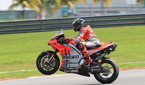 MotoGP Tests Sepang J.3 : Lorenzo retrouve le goût d'être premier