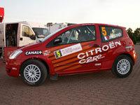 Rallye ERC Pologne: Jean-Joseph, élève appliqué en C2 R2