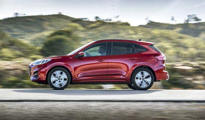 E85: Ford annonce 6 nouveaux modèles FlexiFuel, dont les Puma et Kuga hybride