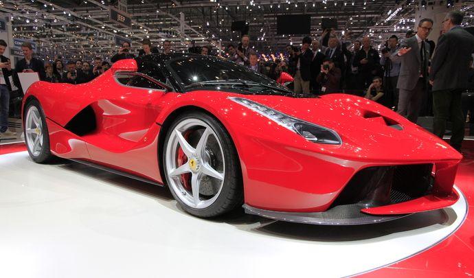 Ferrari ne lancera pas de nouvelle supercar avant 10 ans