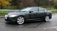 Jaguar XF-R: elle débutera au Salon de Détroit