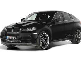 BMW X6 M AC Schnitzer, du plus et du trop