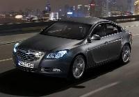 Voiture de l'année 2009: l'Opel Insigna élue!
