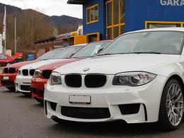BMW condamné en Suisse par la Commission de la concurrence