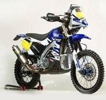 En direct du Salon de Milan: Yamaha WR450F