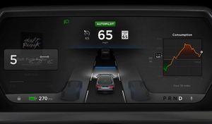 Une Tesla prédit un accident et freine à la place du conducteur