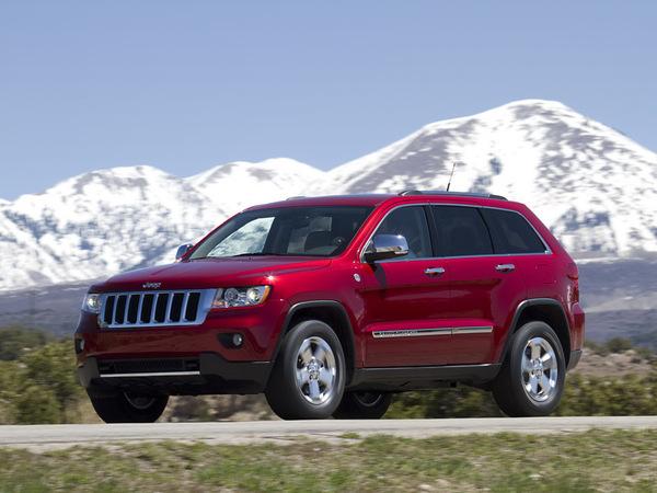 Nouveau Jeep Grand Cherokee : c'est lui