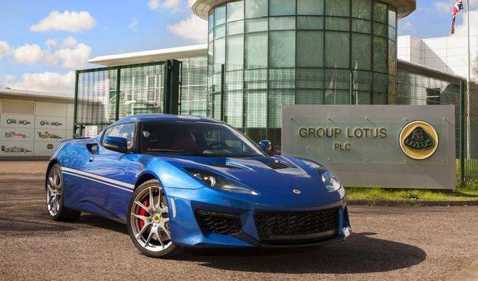 Lotus deux nouvelles sportives et un suv au programme for Constructeur synonyme