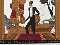 DESIGNERbyBELLU - Jacques Saoutchik, l'âme slave