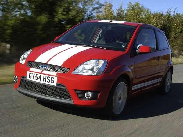 Ford fait renaître la Fiesta Sport