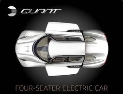 Genève 2010 : le retour de Quant sans Koenigsegg