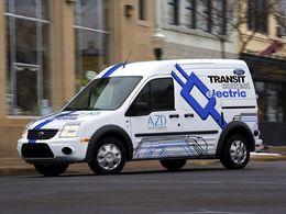 Ford Transit Connect électrique : AM General va collaborer à sa production aux Etats-Unis