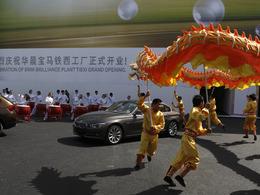 BMW augmente sa production en Chine