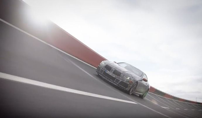 BMW annonce la Série 8 en vidéo