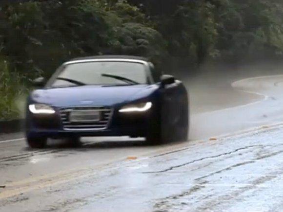[Vidéo] Traverser le Brésil en Audi R8 Spyder, ça doit forcément être cool