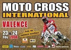 Motocross de Valence, c'est demain et dimanche.