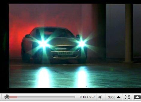 [vidéo] Aston Martin Rapide sur les routes d'Espagne