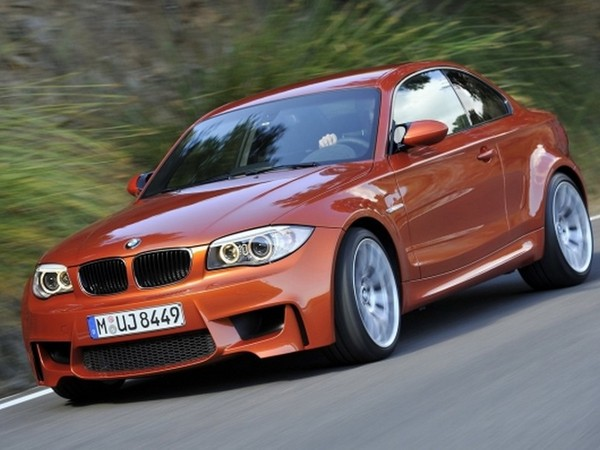 bmw serie 1 m partir de 53 400 euros en france. Black Bedroom Furniture Sets. Home Design Ideas