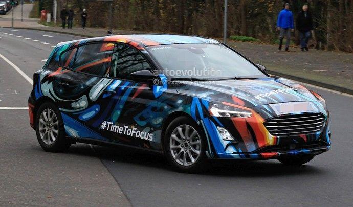 La nouvelle Ford Focus snobe le Salon de Genève