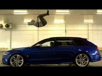 [Vidéo] Audi RS6 Avant : duel d'artistes !