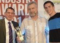SHARK élue « Marque de l'année » aux Industry Awards 2014 en Grande-Bretagne