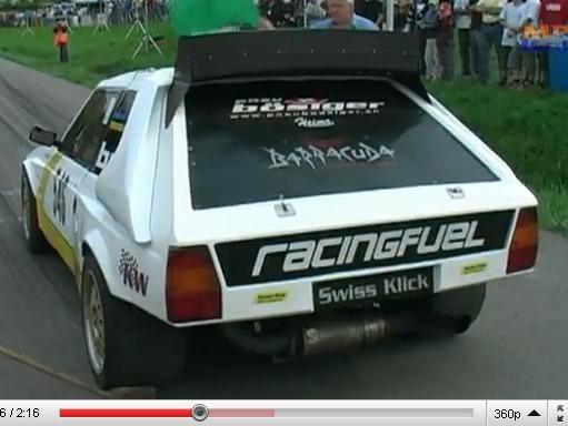 Lancia Delta S4, rappelez-vous...
