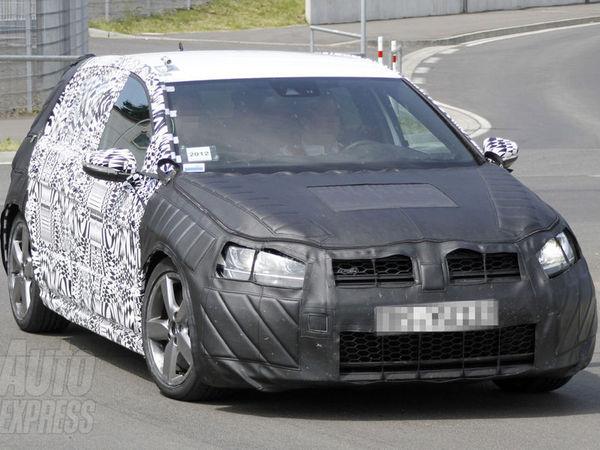 Surprise : la VW Golf GTi VII balade