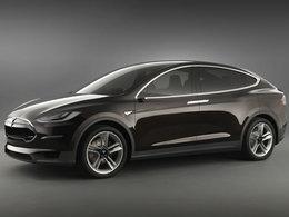 Déjà 6000 réservations pour le crossover Tesla Model X
