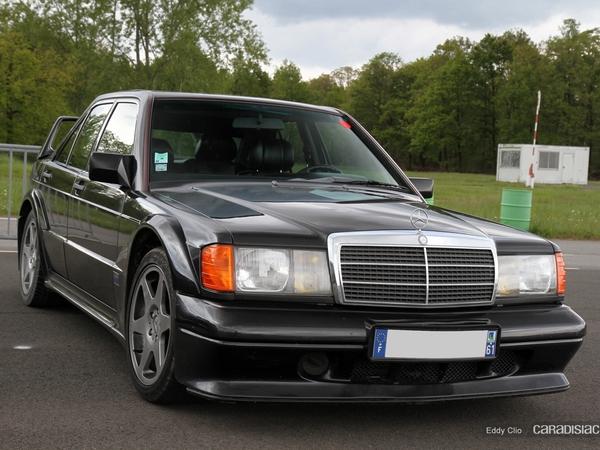 Photos du jour : Mercedes-Benz 190 E 2.5-16 Evolution 2 (GT Prestige Montlhery)