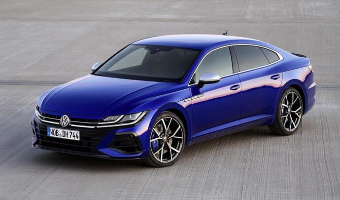 Volkswagen dévoile les prix des Arteon R, Arteon Shooting Brake R et Tiguan R