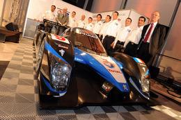 Peugeot Sport dévoilera ses pilotes et son programme aujourd'hui
