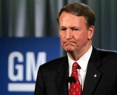 GM et les conséquences d'une faillite : le Sénat US veut aider, le gouvernement pas pressé