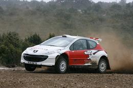 Peugeot Sport développe ses 207