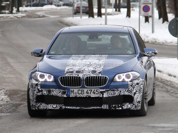 [Vidéo] Pour les vrais fans : 30 minutes de BMW M5 F10