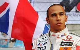 Hamilton à la Race of Champions ... mais pas en compétition !