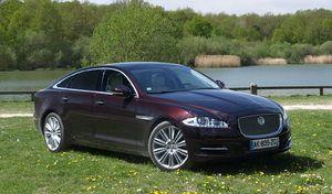 Jaguar va arrêter la XJ actuelle