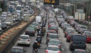 La circulation inter-files redevient interdite partout en France le 1erfévrier