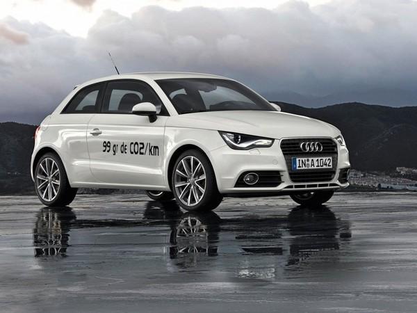 Audi A1 : maintenant à 99 g/km de CO2
