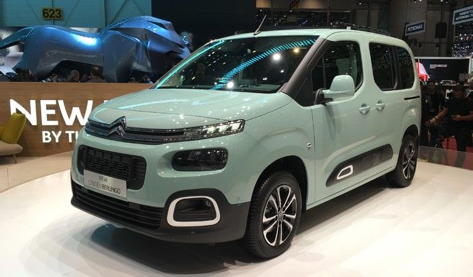 Citroën Berlingo 3 (2018) : toujours plus pratique - Vidéo en live du salon de Genève 2018
