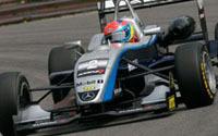 F3 Euro Series: Grosjean s'impose en Angleterre