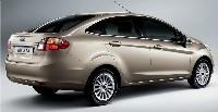 Ford Fiesta 4 portes: pas pour l'Europe