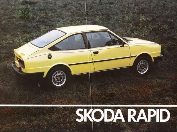 Skoda dément le projet d'une Rapid Coupe