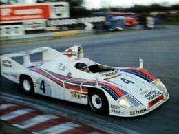 Vidéo en direct de Rétromobile 2015 - La nuit magique de Jacky Ickx au Mans 1977