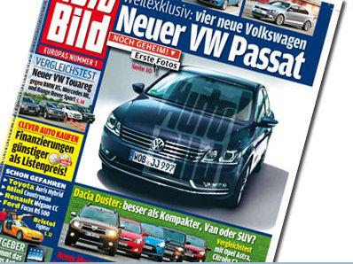 Future VW Passat : c'est elle