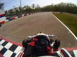 [Vidéo] Comment gagner une course en kart avec beaucoup de classe