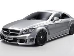 Wald traite les Mercedes CLS et BMW Serie 5 : chargées