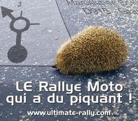 J-7 avant le départ de l'Ultimate Rally 2010 [+ carte des spéciales]
