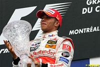 GP du Canada : Lewis Hamilton est devenu un Dieu dans l'arène de la F1