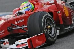 F1 - pit-stops éclairs : Ferrari conçoit des écrous de roue spéciaux pour gagner du temps