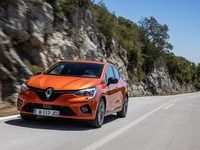 Renault Clio 5: les premières images de l'essai en live